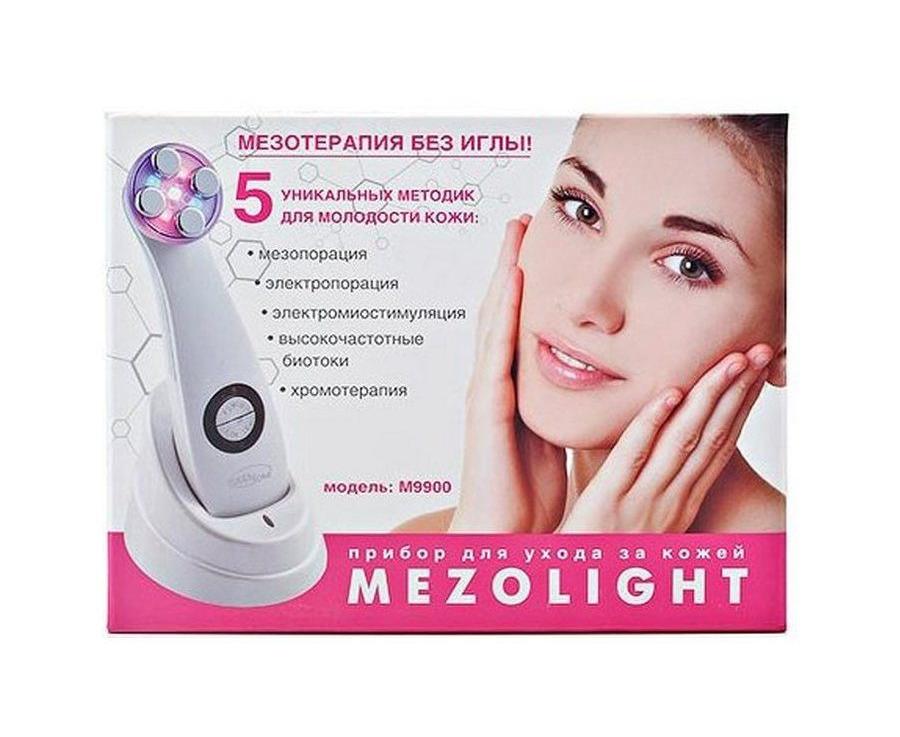 Массажер mezolight m9910 женское белье шиссер
